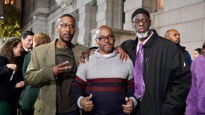Exoneran en EE.UU. a 3 hombres que estuvieron 36 años en prisión injustamente