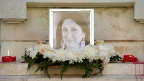 El papa lamenta el asesinato de la periodista de Malta y envía condolencias