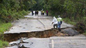 Manuel se degrada a depresión tropical sobre estado de Chihuahua