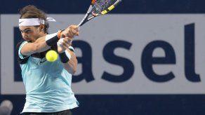 Vuelve Rafael Nadal ya recuperado de una crisis
