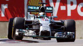 Hamilton y Rosberg descubren rápido los trucos del nuevo Red Bull Ring