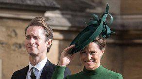 Pippa Middleton ha dado a luz a un niño