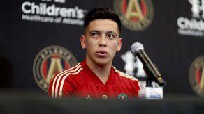 MLS: Atlanta pide paciencia mientras Barco se adapta