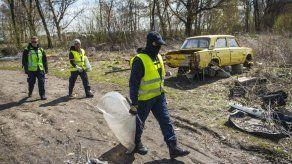 Casi 600 mineros atrapados tras combates en la región ucraniana de Donetsk