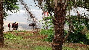 Recuperan cuerpo de joven desaparecido en playa La Garita en Pedasí