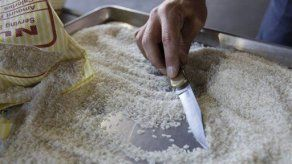 Ecuador prevé vender más de 50.000 toneladas de arroz a Colombia en 2019