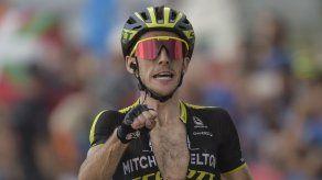 Yates se pasea en Madrid como campeón de la Vuelta
