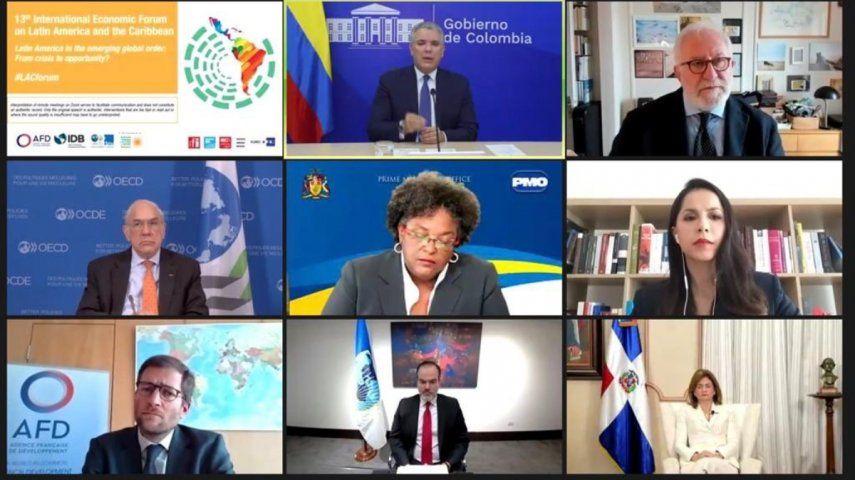 La decimotercera edición del Foro Internacional sobre Latinoamérica y el Caribe