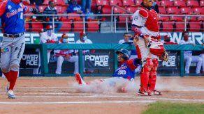República Dominicana le quita el invicto a Panamá en la Serie del Caribe