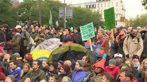 Rebelión Internacional contra el cambio climático toma ciudades en todo el mundo