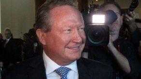 Un magnate australiano dona 300 millones de dólares