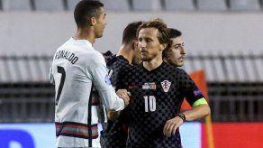 Croacia se mantiene en la Liga de Naciones pese a perder con Portugal