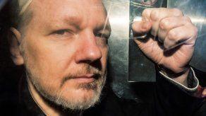Justicia británica dictará sentencia sobre extradición de Assange el 4 de enero