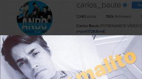 Carlos Baute tranquiliza a sus seguidores sobre su repentina enfermedad