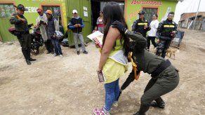 La Policía colombiana detuvo a 42 personas por delito electoral