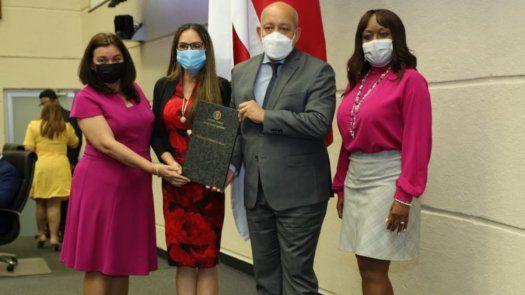 Tras la firma de aprobación del Proyecto de Ley N° 51, que crea el Sistema Nacional de Registro Oficial de Ofensores Sexuales en Panamá.