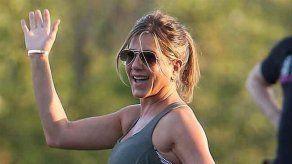 Jennifer Aniston sueña con volver a los tiempos de Friends