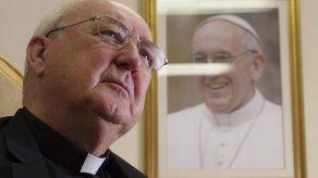 Cardenal de EE.UU. en Vaticano nunca sospechó de McCarrick