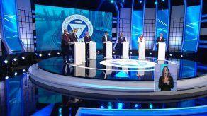 Los siete candidatos presidenciales se midieron en último debate
