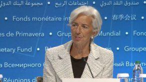 FMI: Lagarde pide no poner en riesgo al comercio mundial