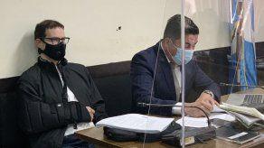 Luis Enrique Martinelli acude a audiencia relacionada a proceso de extradición