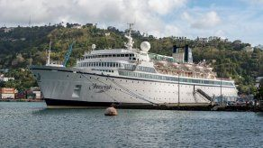 Barco de Cienciología llega a Curazao y es puesto en cuarentena por sarampión