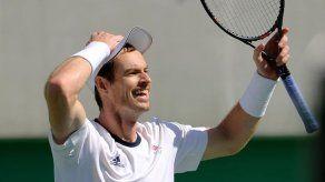 Murray arrolla a Nishikori y peleará por el oro y por la historia