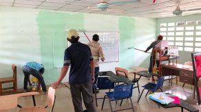 La Unecep dijo que velarán por que se cumplan con todas las medidas de bioseguridad en las escuelas consideradas para el reinicio de clases semipresenciales.