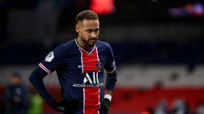 Neymar un mes de baja con el PSG