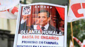 Perú: Humala convoca al Congreso para debatir resistida ley laboral juvenil