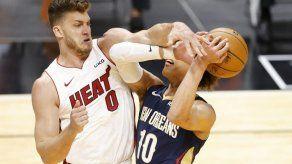 Miami traspasa a Meyers Leonard a OKC luego de polémica