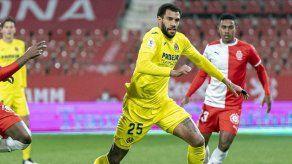 Villarreal elimina al Girona de Bárcenas en Copa del Rey