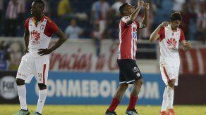 Junior vence a Santa Fe y va a final de Sudamericana