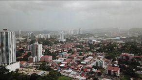La Nube de dióxido de azufre estará llegando a Panamá en horas de la tarde, mientras que el polvo del Sahara en la noche.