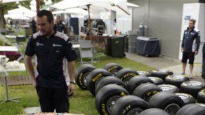 Pirelli suministrará neumáticos modificados
