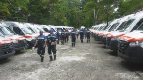 La CSS entrena a su personal para uso de 43 ambulancias con tecnología de punta