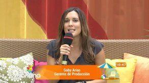 Gaby Arias: Panamá será el protagonista en esta 3era temporada de Top Chef