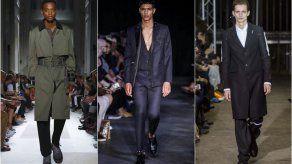 El hombre informal triunfa en la Semana de la Moda de París