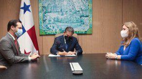 Ley que crea la Autoridad ProPanamá es sancionada por el presidente Cortizo