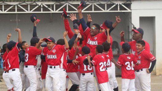 Panamá se lleva la medalla de oro en el Panamericano U10 de Béisbol