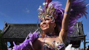 Festival de samba Asakusa