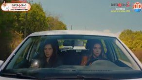 CENNET | Cennet y Melisa sufren accidente