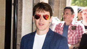 James Blunt recuperará sus preciadas posesiones familiares tras el robo en su mansión de Ibiza