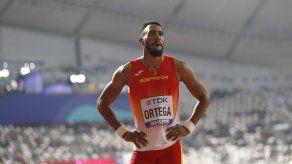 Orlando Ortega recibe bronce en 110 vallas tras apelación