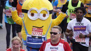 Maratón de Londres 2016