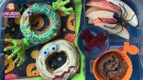 Ideas para preparar una lonchera para Halloween