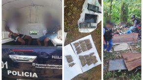 Varios aprehendidos durante operativo en Chepo
