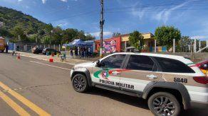 Un hombre de 18 años irrumpió en una guardería con un arma blanca e hirió a niños y empleados.