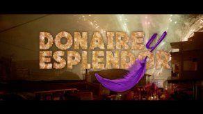 Revelan avance oficial del filme panameño Donaire y Esplendor