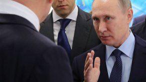 El Kremlin considera asquerosa la comparación de Johnson entre Putin y Hitler